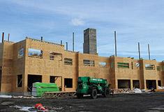 Groom Construction building 28-unit Fisherman's Watch Condominiums