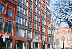 United Illuminating and Spinnaker Real Estate restore three historic Bridgeport buildings