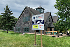 Cobb of Cardente Real Estate and Hobbs of The Boulos Co. handle 1,416 s/f lease