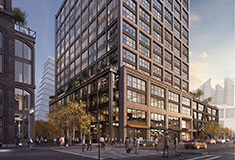 WS Development leases 580,000 s/f to Foundation Medicine at 400 Summer St. in Seaport