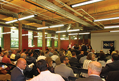 SIOR holds joint event with  the Newton-Needham Chamber
