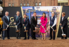 Fenway Sports Group Real Estate breaks ground on MGM Music Hall