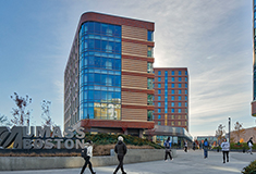 Capstone Development Partners' work at UMass Boston earns Project of the Year award