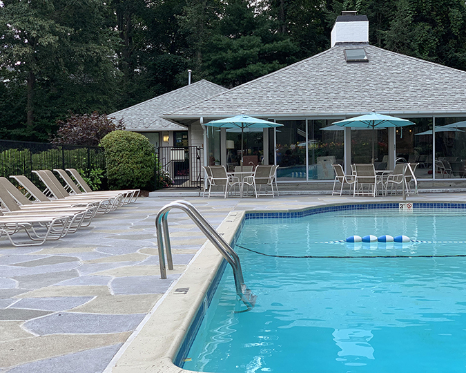 Product of the Month: RenuKrete brings pool decks into alignment with Corcoran Management Co.'s commitment to quality