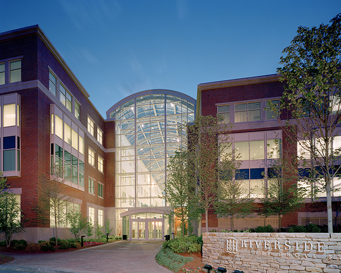 Hines sells Riverside Center in Newton, Mass. for $235 million
