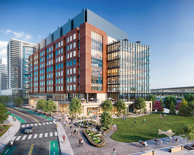 Square Mile Capital originates $433.8 million construction loan for Cambridge Crossing