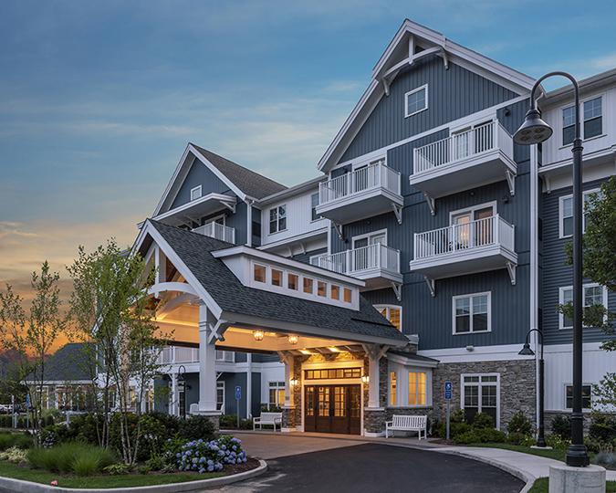 PROCON's architecture team wins 2019 National Senior Living by Design Award