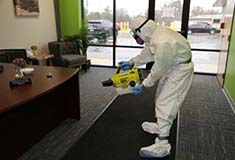 Green Site launches Coronavirus Disinfection Response services