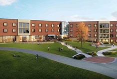 """First """"Passive Building"""" residence hall in Mass. cuts costs by 50%"""
