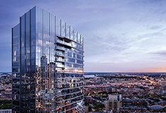 Noannet and Saunders are developing Raffles Boston - by Gary Saunders
