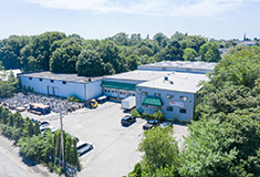 Stubblebine/CORFAC represents buyer of 30,570 s/f distribution center for $1.95m