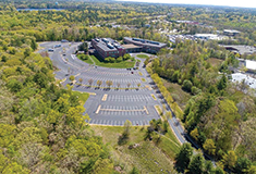 R.L. Goldman Co., Inc. completes 322,000 s/f of parking lots and roadways at A.W. Perry's One Technology Place