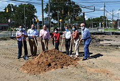 Guilford Savings Bank breaks ground on new one-story, 2,000 s/f branch