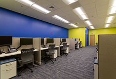 Acella Construction completes 2,317 s/f Geico Insurance field office