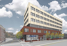 J&M Brown completes electrical construction on two developments in Jamaica Plain, MA