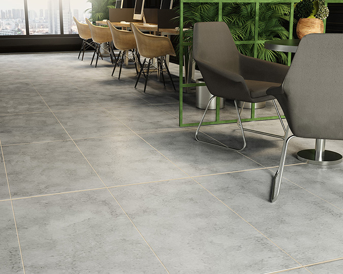 Product of the Month: Mass. and N.Y. commercial concrete  slabs are made beautiful with RenuKrete