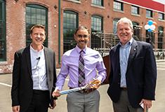 BradySullivan Properties celebrates opening of 27thhistoric mill renovation at Pacific Mill Lofts
