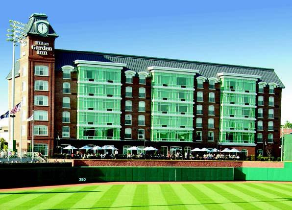 TF Moran\'s design of Hilton Garden hotel receives award for ...