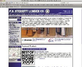 Company Profiles F D Sterritt Lumber Co Www Sterrittlumber