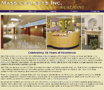Superieur Company Profiles   Mass Cabinets Inc.