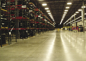 Griffin Land Completes 304 200 S F Built To Suit Facility For Tire Rack Inc At New England Tradeport