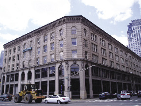 Millennium Ptrs 179 Lincoln St Restoration Project Honored By Bpa