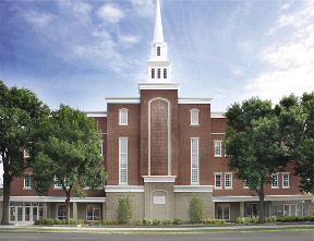 Consigli Completes Latter Day Saints 20 Million Ward And Stake