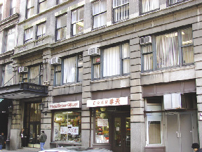 Biette And Giunta Of Grubb Ellis Represent Textile Building Trust In 128 Million Sale