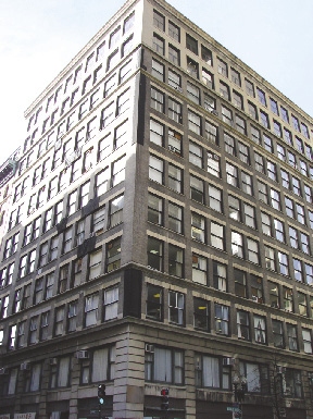 Biette And Giunta Of Grubb Ellis Represent Textile Building Trust