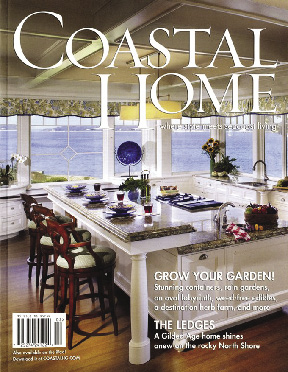 tms architects recent project featured on cover of coastal home worked along with windover construction and cebula design - Coastal Home Design