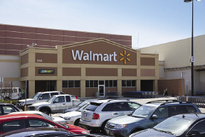 Walmart Bald Hill Road Warwick Rhode Island