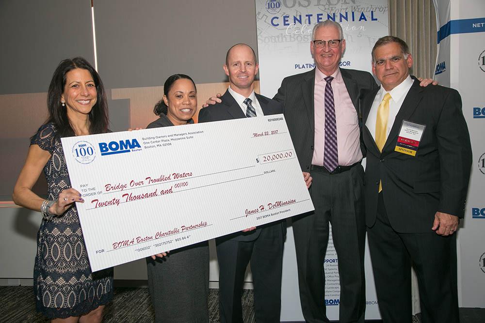 BOMA Boston names charitable partner and upcoming events!