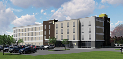 Jiten Hotel Management and PROCON partner on Home2 Suites by Hilton