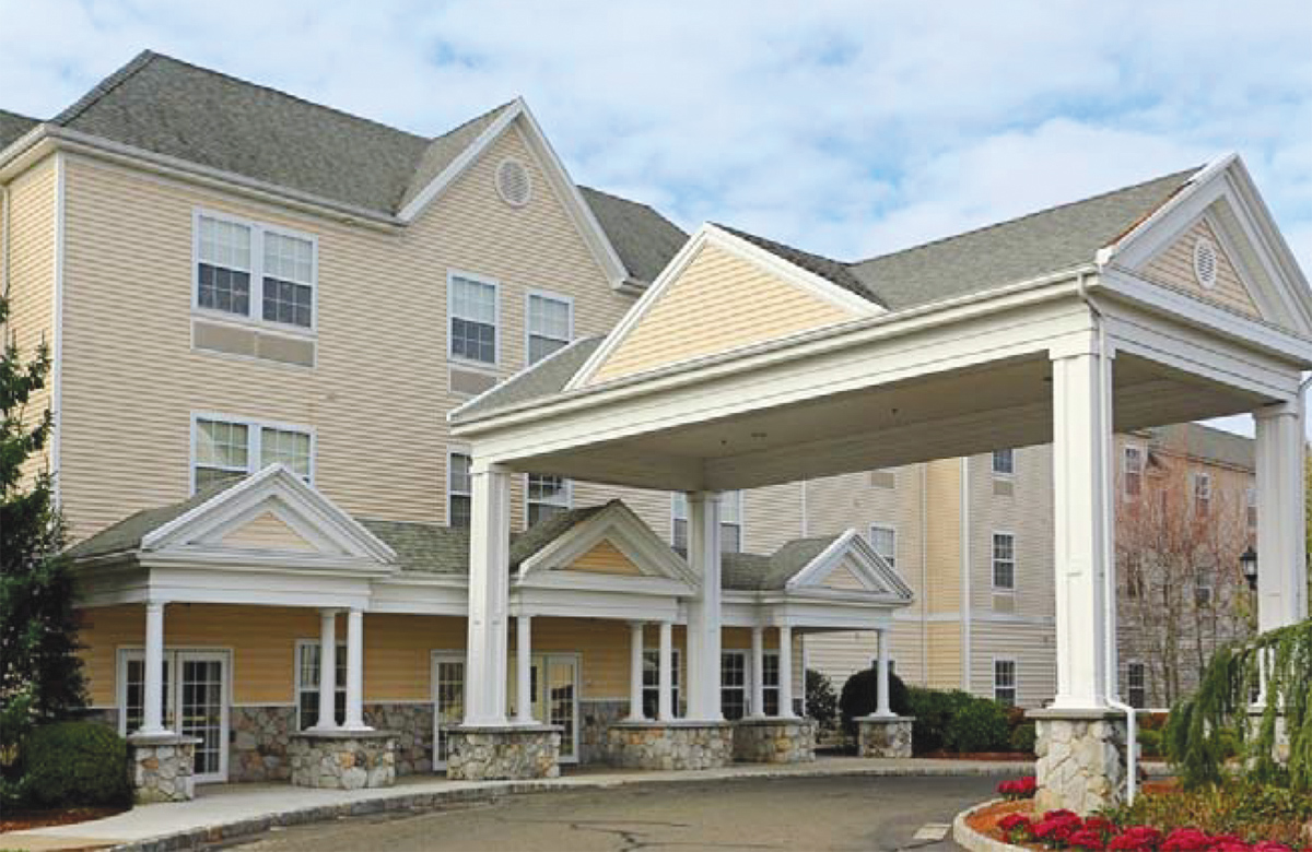 JACA Architects designs 8,000 s/f memory care suite in Trumbull: Rubicon Builders to oversee construction