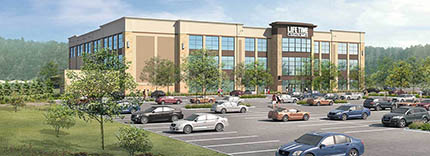 Archer Hotel and Life Time to open at Nordblom's Northwest Park