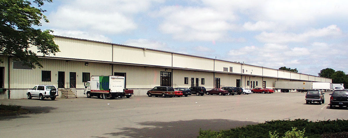 O,R&L Commercial leases 15,000 s/f at 2-4 Toelles Road