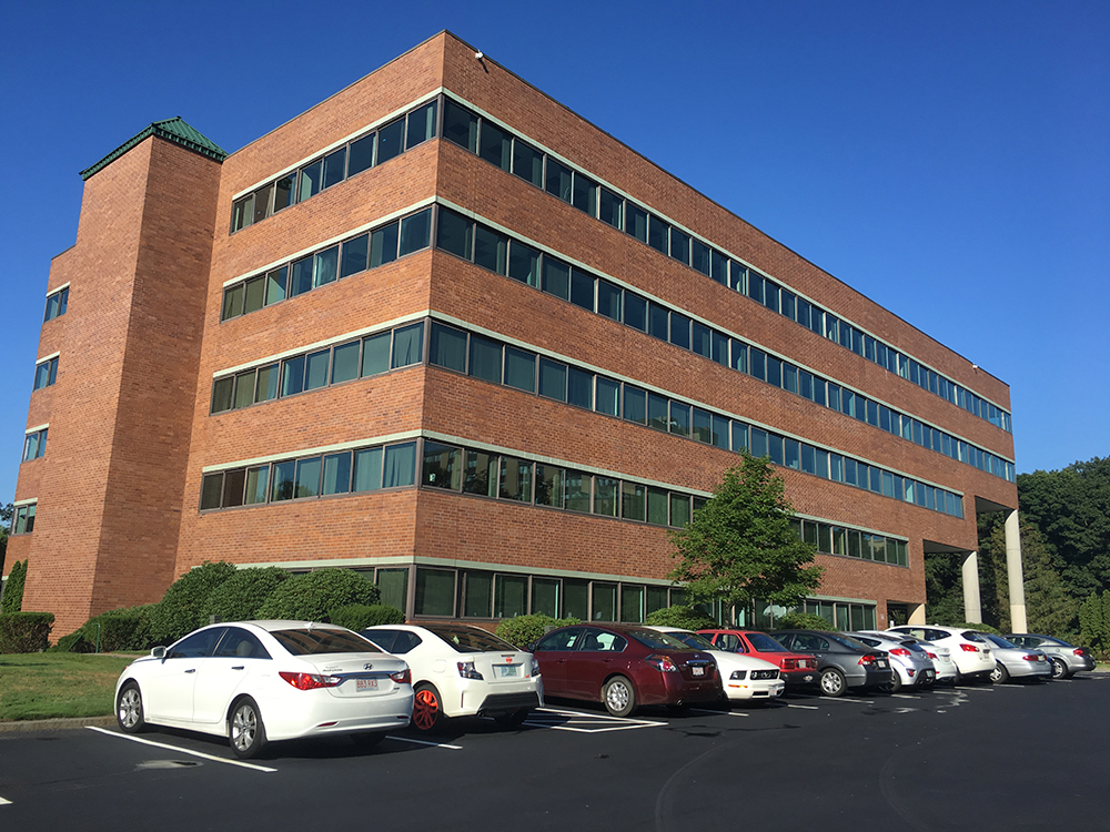 Klemmer, Brodigan and Driscoll of Colliers International handle leases at 55 Ferncroft Road