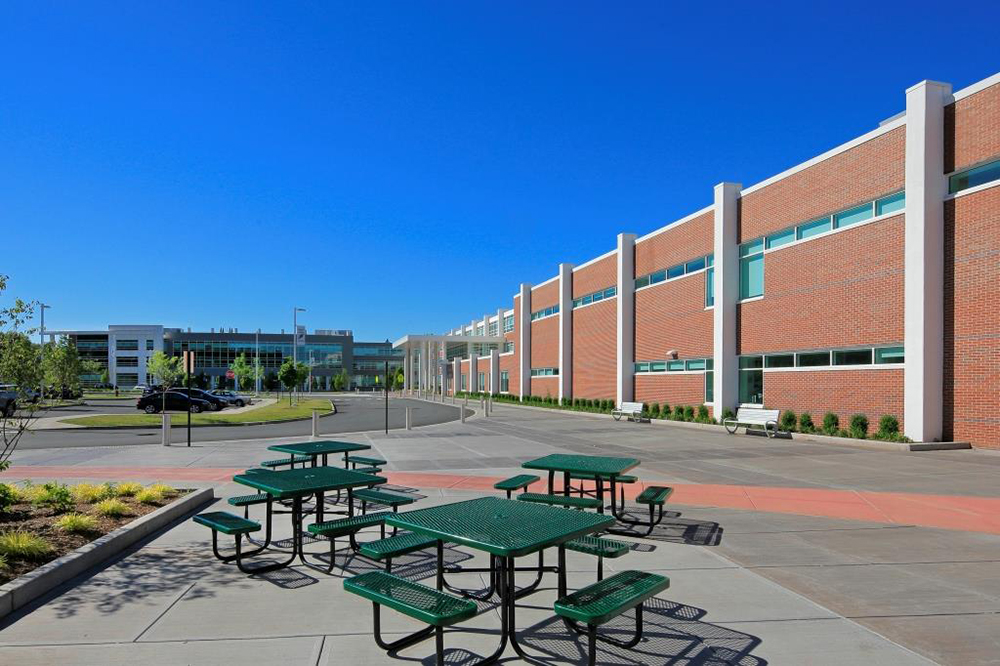 Gilbane Building Co. completes renovations at Enfield High School