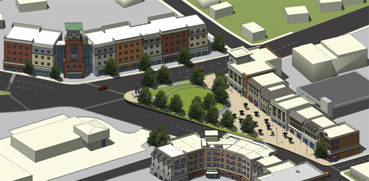 Acorn Group and Svigals + Partners to revitalize University Commons