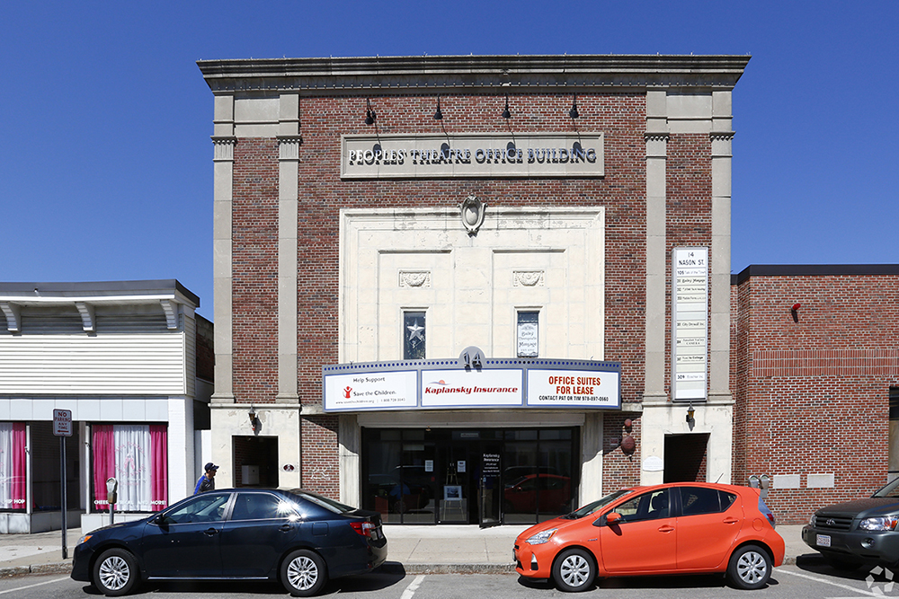 Technology Management Image: O'Brien Commercial Properties Brokers $475,000 Building