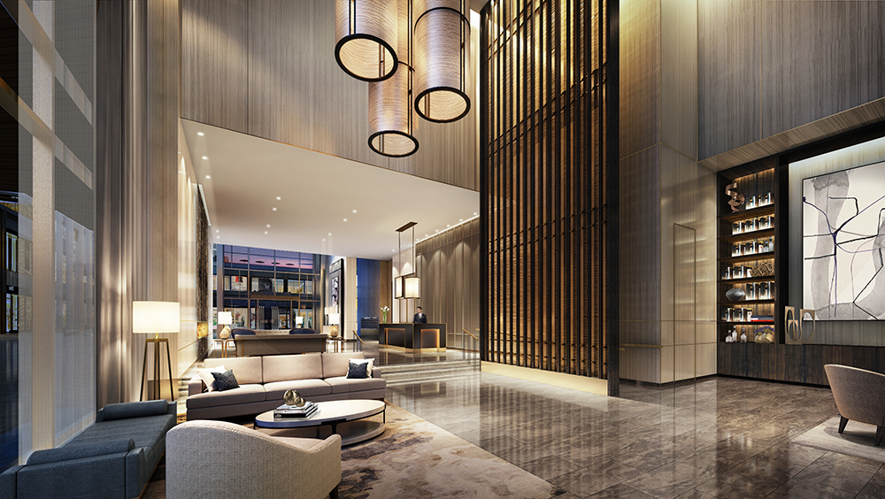 Boston Ma According To Cottonwood Management Llc Design And Architecture Firm Jeffrey Beers International Jbi Will Make Its Residential Debut In The