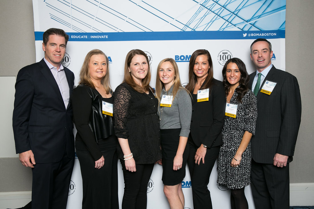 Transwestern wins four BOMA Boston TOBY & Industry Awards