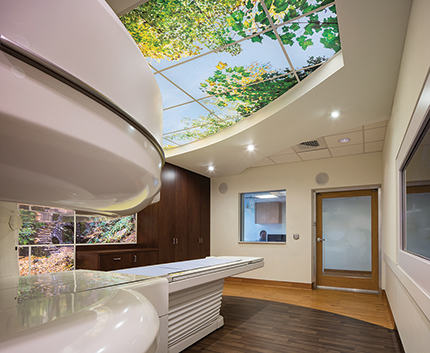 G  Greene Construction completes fit-out of open-MRI at MGH Chelsea