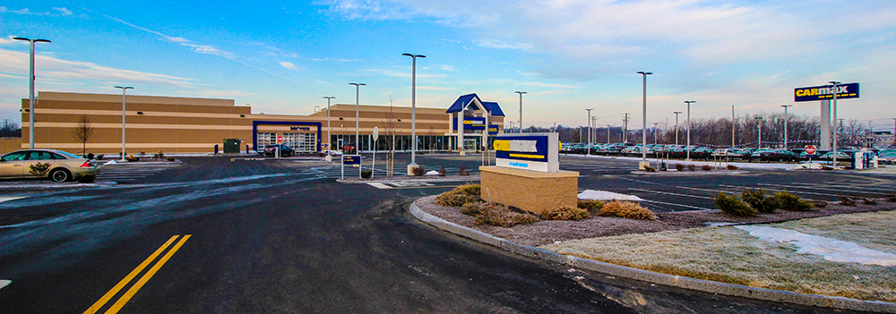 North Branch Const. finishes New Hampshire's first CarMax facility