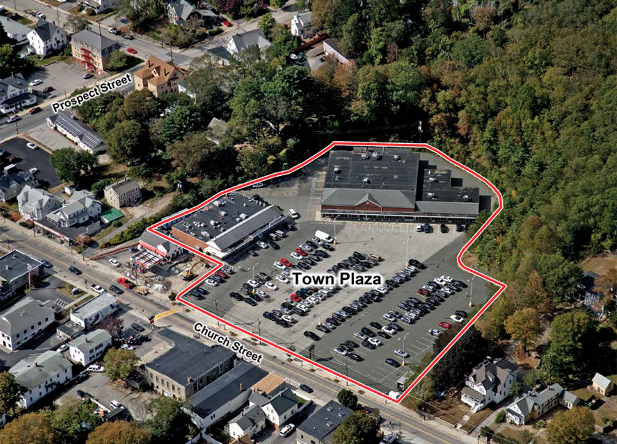 TRB Realty closes $2.99 million sale of Town Plaza in Northbridge