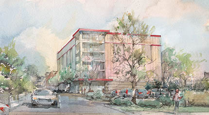 Charmant Everett, MA Connolly Brothers Is Partnering With Jumbo Capital Management,  LLC To Construct Their Jumbo Self Storage Facility At 1901 Revere Beach  Pkwy.