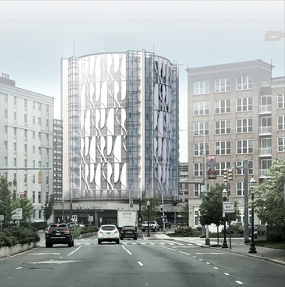 QA+M Architecture selected as the designer for the renovation of St. John Towers in downtown Stamford