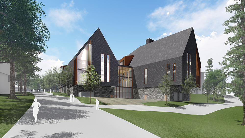 Snhu Academic Calendar.Skanska To Construct Southern New Hampshire University S New College
