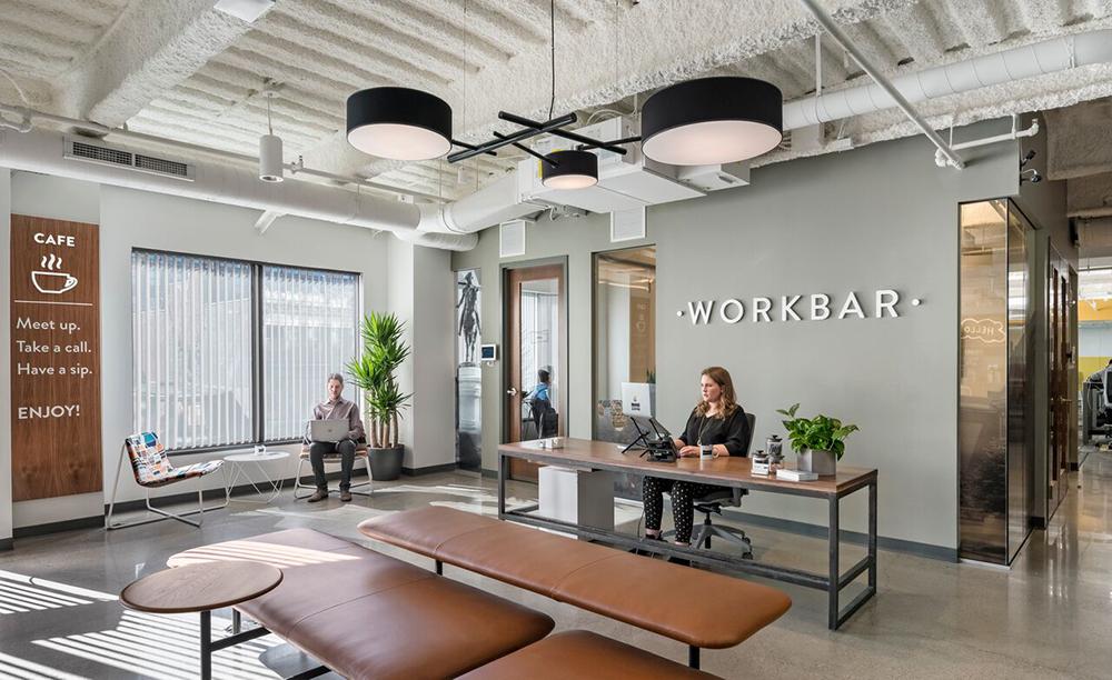 Workbar in Back Bay has been awarded WELL Certification : NEREJ