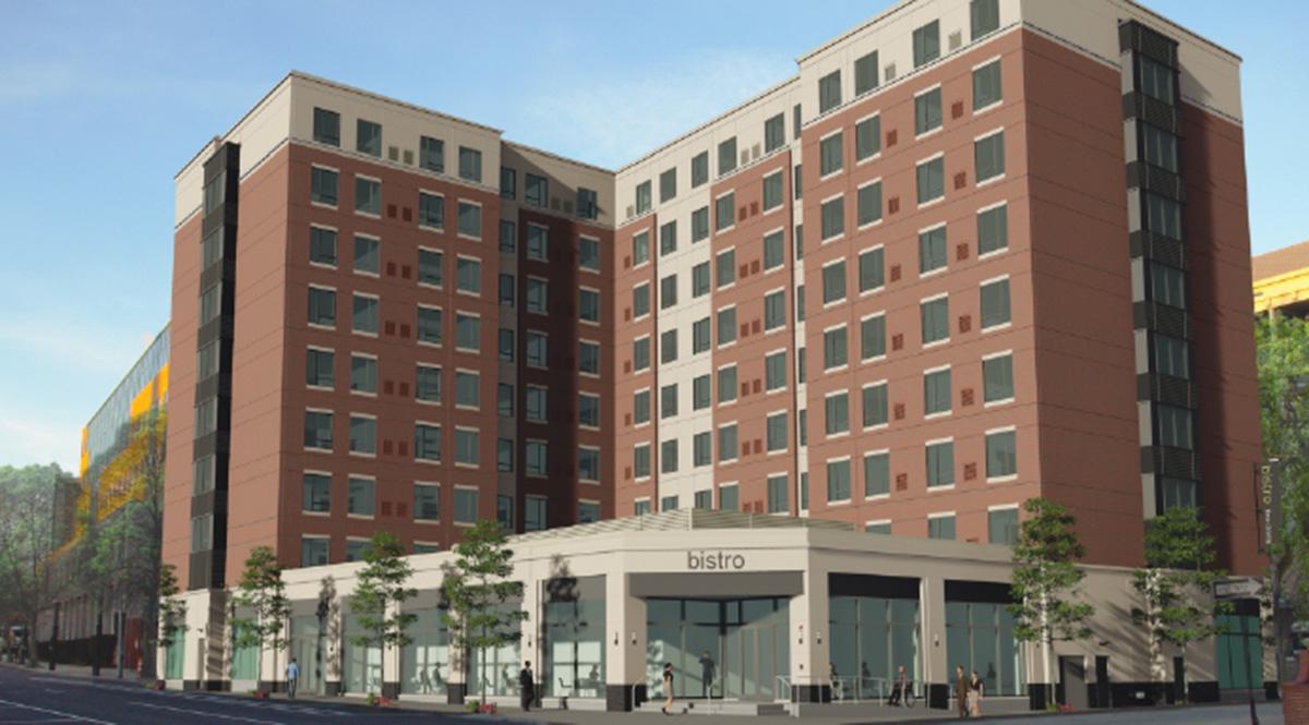 Rhode Island Convention Center Hotels